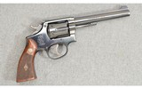 Smith & Wesson ~ K-22 Masterpiece ~ .22 Long Rifle
