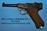 Mauser P.08, (S/42), Caliber 9 mm, Serial Number 57XX k, Inv 4621. - 2 of 6