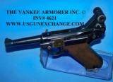 Mauser P.08, (S/42), Caliber 9 mm, Serial Number 57XX k, Inv 4621. - 5 of 6