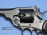 Webley MK. VI, R.A.F. Marked, Cal. 45, Dated 1918 - 3 of 6
