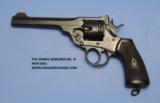 Webley MK. VI, R.A.F. Marked, Cal. 45, Dated 1918 - 2 of 6