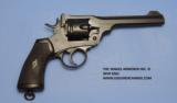 Webley MK. VI, R.A.F. Marked, Cal. 45, Dated 1918 - 1 of 6