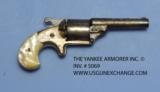Moore's Patent (Brooklyn Firearms), Serial Number WAXX, Caliber .32 Teat Fire - 1 of 4