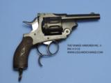 HDH, 12 shot Revolver, The frame is marked,- 1 of 7