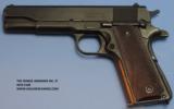 Remington Rand U.S. Model 1911-A1, Caliber .45 ACP - 1 of 7