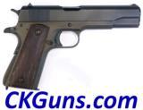 Remington, Rand U.S. Mdl. 1911 A-1. Cal. .45acp, Ser. 17606XX.