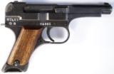 Nambu Type 94, Cal. 8MM, Ser. 649XX.