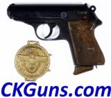 WALTHER PPK (PARTY LEADER/RZM) COMPLETE RIG, CAL. .32 ACP., SER. 8247xx