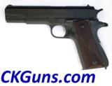 Colt U.S. Mdl. 1911 A1 Cal. .45acp, Ser. 9421XX. MFG. 1943.