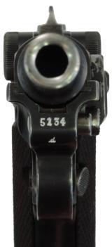 """Mauser (Luger) P-08 """"G"""" Date. Cal. 9 mm, Ser. 51XX d. - 6 of 8"""