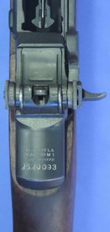 Winchester U.S. Mdl. M 1 Garand, Cal. .30-06, Ser. 25200XX. - 5 of 7