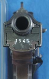 Walther P-38, Cal. 9mm, Ser 1346 h. - 5 of 6