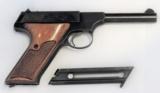Colt Huntsman, Cal. .22Lr, Ser.124XX. Mfg. 1953