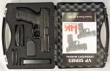 Heckler & Koch VP .9, Cal, 9mm, Ser. 224-0806XX..