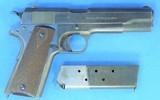 "Colt U.S. 1911 Cal. .45acp, Ser. 283XXX. ""Black Army"""
