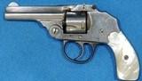 U.S. Revolver. Comp. (Iver-Johnson)Cal .32 S & W. Ser. 18441