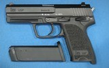 Heckler & Koch USP 9 mm, GERMAN MADE, KE Date, Ser. 24-13674. - 2 of 5