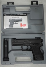 Heckler & Koch USP 9 mm, GERMAN MADE, KE Date, Ser. 24-13674. - 3 of 5