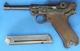Mauser/Kreighoff P-08, Cal. 9mm, Ser. 5456 x.