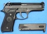 Beretta 92FS Centurion, 9mm, Ser. BER 304XXXZ