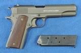 Colt U.S. 1911 Cal .45 ACP MINT MINT MINT!!!