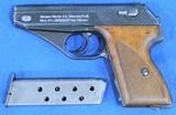 Mauser Hsc, Cal. .32 acp, Ser. 8041XX.