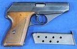 Mauser HSC, Cal. .32 acp, Ser. 8041XX. - 2 of 7