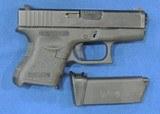 Glock 33, Cal. .357 Sig, Ser. LKR 8XX