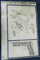 """""""Minty"""" Beretta 92 S Cal 9mm, Ser. B5445XX Z - 11 of 14"""