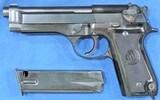 """""""Minty"""" Beretta 92 S Cal 9mm, Ser. B5445XX Z - 2 of 14"""
