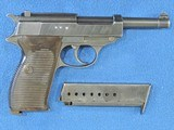 Walther, P-38, (AC 43), Cal. 9mm, Ser. 69XX n.