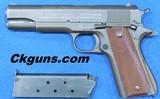 Colt, U.S. Mdl. 1911 A-1, Cal. .45 acp., Ser. 11212XX, Mfg. 1943. *REDUCED WOW!!!*