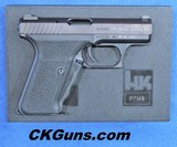 Heckler & Koch, (H & K), P7 M8, 9 mm X 19, ser. 16-1315XX. BRAND NEW IN THE BOX UNFIRED!!!!!!!