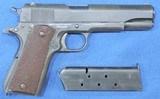 Colt U.S. 1911-A1, Cal. .45 acp, Ser. 8410XX, Mfg. 1941