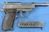 SUPER RARE!!! Spreewerk P-38, Cal 9mm, Ser. 497 o*. *VERY RARE o BLOCK* - 2 of 8