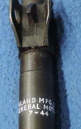 Inland U.S. M1-A Paratrooper Carbine. Cal. .30, Ser. 62717XX, Barrel dated 7-44. - 11 of 15