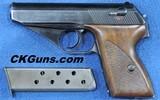 Mausers Kreigsmarine HSC, Cal. .32 ACP, Ser. 7334XX.