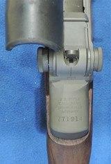 Springfield M1D Garand Cal. .30-06, Ser. 7719XX. - 9 of 17
