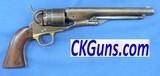 Colt U.S. Mdl. 1860 Army, Cal. .44, Ser. 445XX, Mfg. 1862.