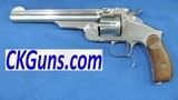 Smith & Wesson No.3 3rd. Mdl. Cal. 44, Ser.69XX.