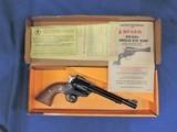 Ruger New Model Single Six, Cal. .32 H & R Magnum. Ser 650-059XX. 6.5 barrel. Mfg 1975. - 12 of 12