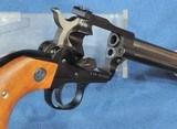 Ruger New Model Single Six, Cal. .32 H & R Magnum. Ser 650-059XX. 6.5 barrel. Mfg 1975. - 8 of 12