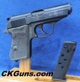 Walther (Nazi) Police PPK Cal. .32acp, Ser 304805 K. **HEADQUARTERS DESK QUEEN!!!**