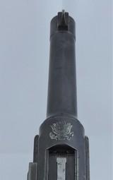 """DWM 1903, """"Fat Barrel"""" American Eagle Luger Cal. 9mm, Ser. 229XX - 7 of 11"""