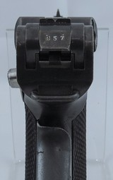 """DWM 1903, """"Fat Barrel"""" American Eagle Luger Cal. 9mm, Ser. 229XX - 6 of 11"""