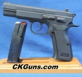 "European American Armory, 'Witness"" Cal. 9 mm, Ser. EA038XX."