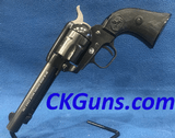 Colt Frontier Scout cal. .22LR, # 460XX F. WOW!!. Genuine 1958 - 1 of 6