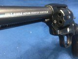 Colt Frontier Scout cal. .22LR, # 460XX F. WOW!!. Genuine 1958 - 5 of 6