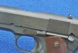 Remington Rand U.S. 1911 A1. Cal. 45 ACP, Ser. 153753XX - 4 of 9