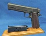 Remington Rand U.S. 1911 A1. Cal. 45 ACP, Ser. 153753XX